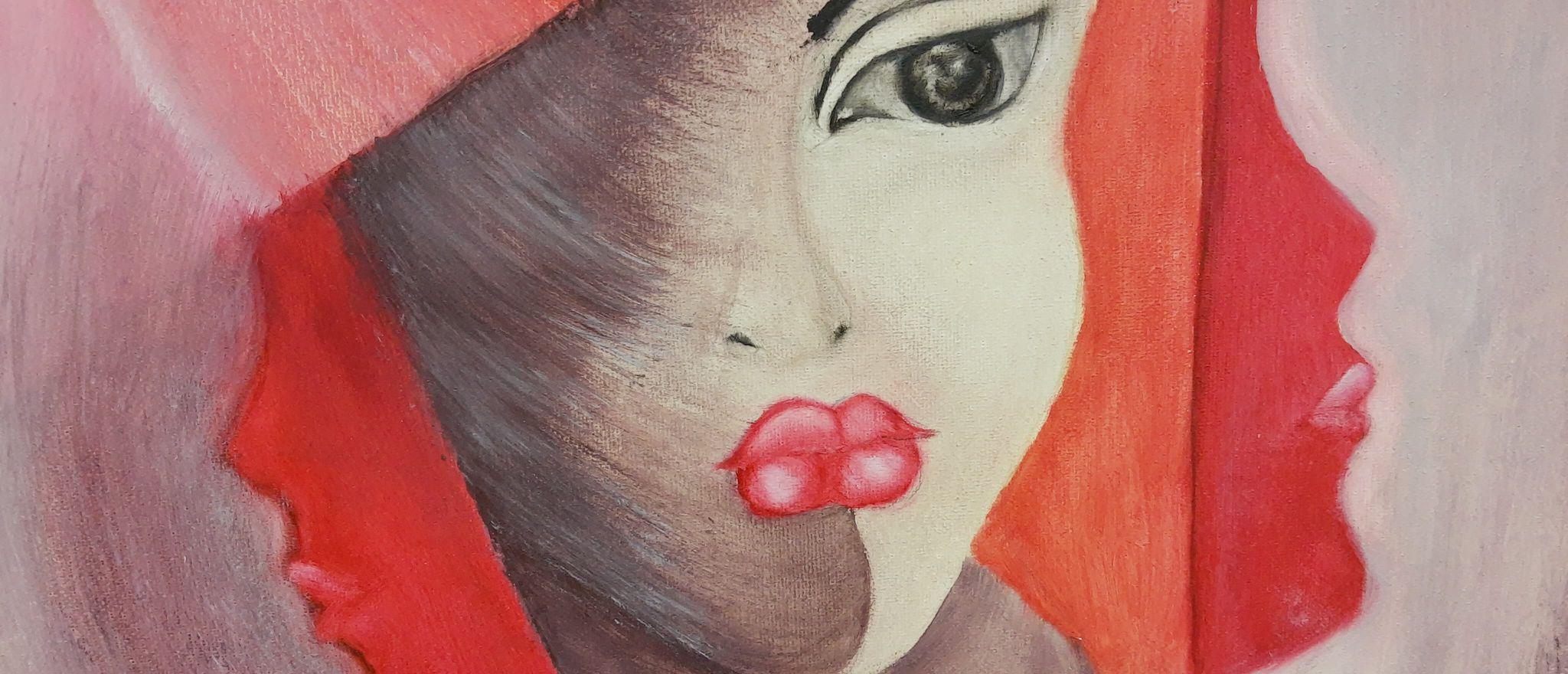Wystawa obrazów Barbary Wójciak