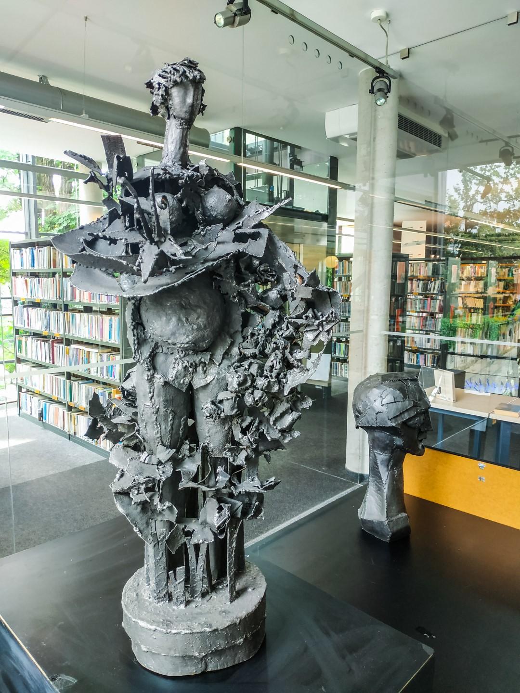 Wystawa rzeźby Mariana Nowaka