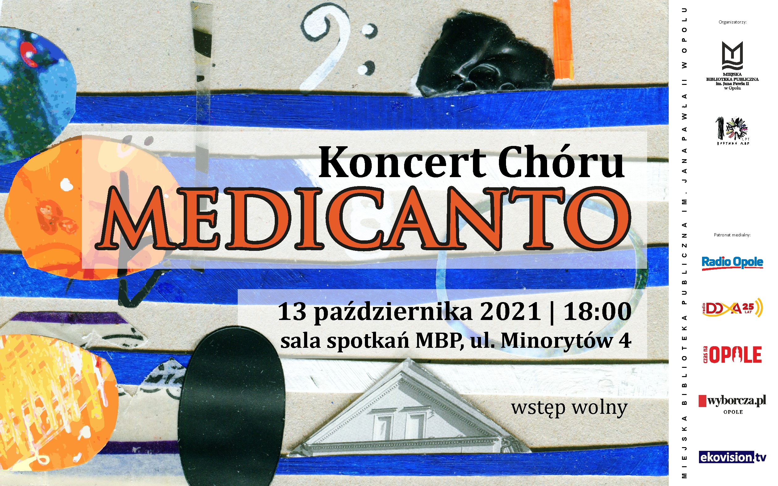 Read more about the article Koncert Chóru MEDICANTO